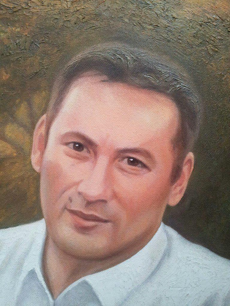 где заказать семейный портрет маслом в Твери