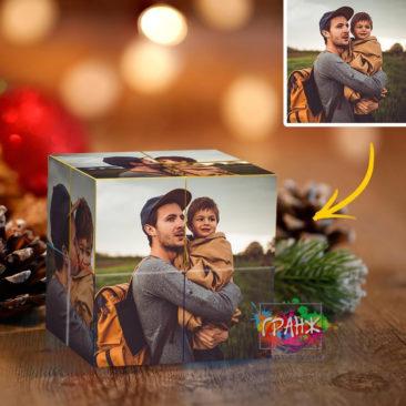 Фотокубик трансформер, купить в подарок Тверь